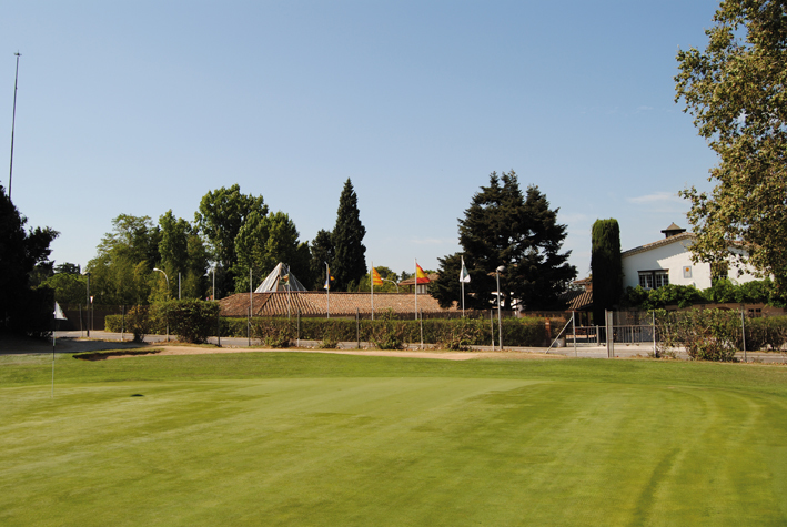 GOLF CLUB Sant Cugat, one more attraction