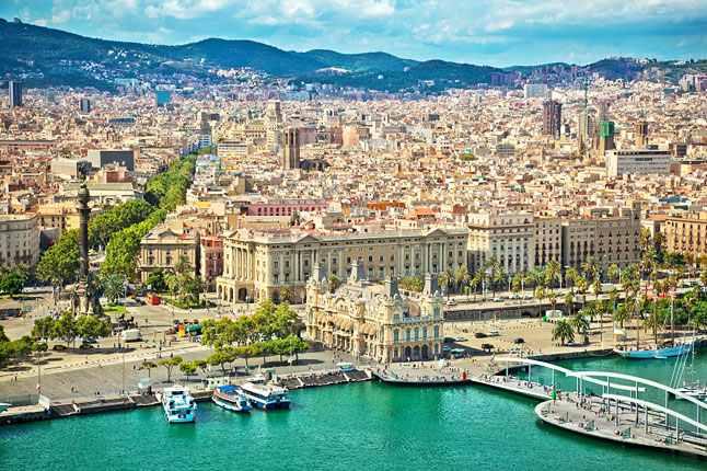 The most exclusive areas of Barcelona