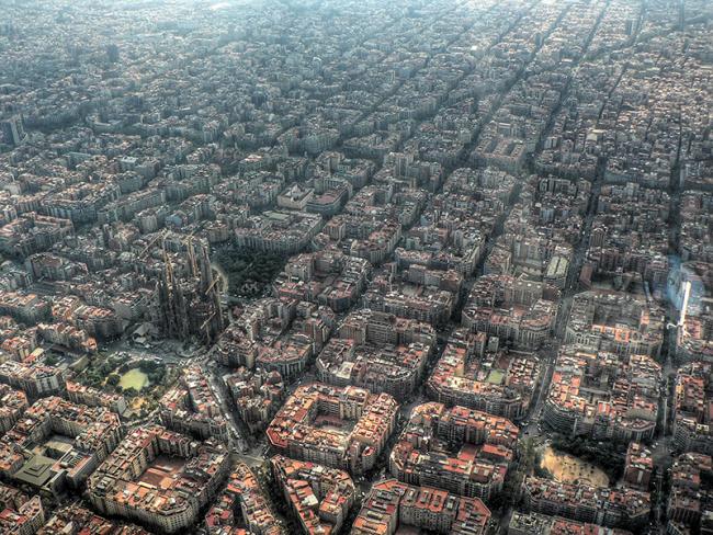 Barcelona-una-ciudad-atrayente
