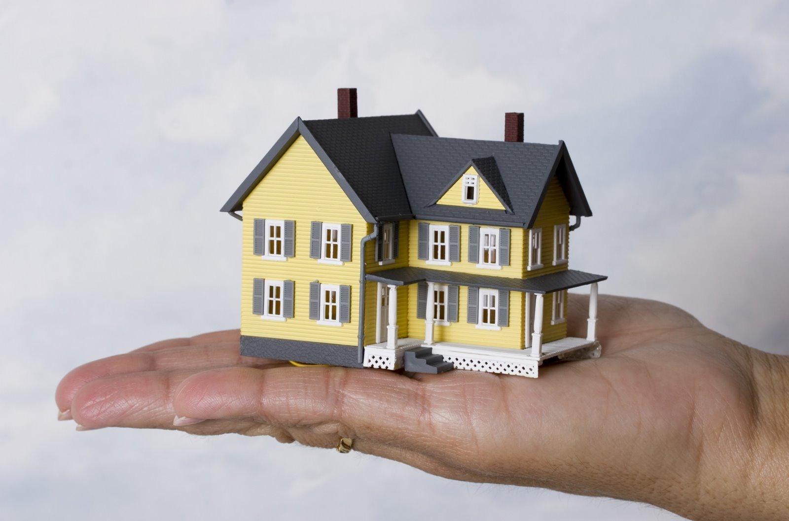 Buscando una casa para alquilar