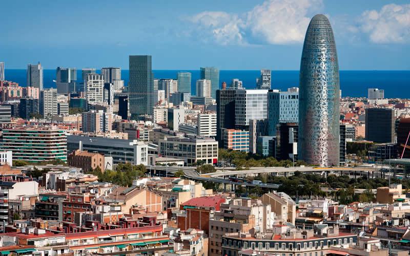 casas de lujo en Barcelona