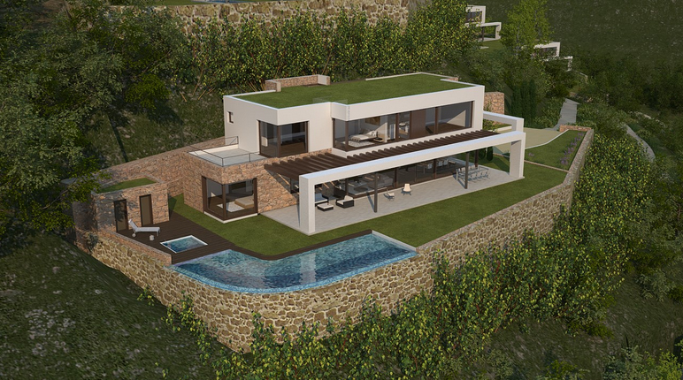 VILLAS EXCLUSIVAS EN BEGUR