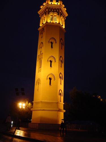 THE MIRANDA TOWER IN CORNELLÀ DE LLOBREGAT, OBLIGATED VISIT