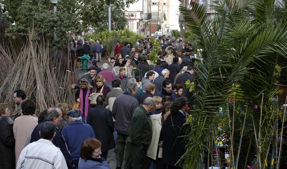 La Fira de la Candelera convoca a más de 300.000 visitantes cada año