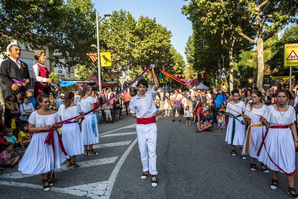 En Corbera de Llobregat tienen lugar fiestas y eventos durante todo el año