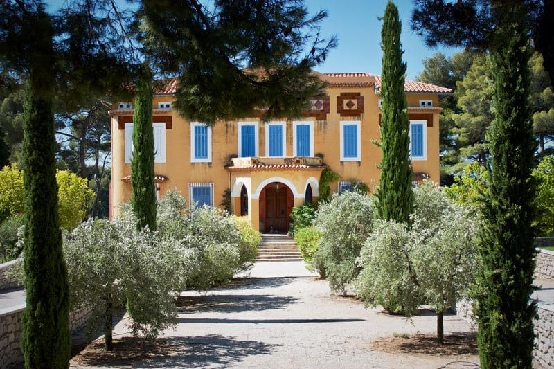 mansiones barcelona